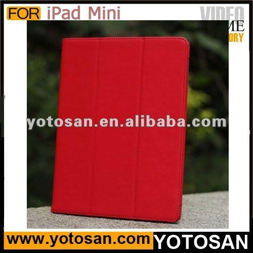 Smart Cover Leather Case for iPad Mini