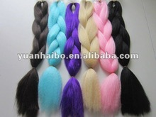 No MOQ top quality factory wholesale x-pression ultra braid in stock