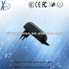 eu plug emergency portable12v 0.75a charger for zune