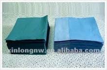 super fine wood pulp non-woven cloth wipes
