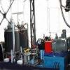 High pressure foaming machine Polyurethane foam insulating pipe