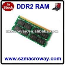 good quality 4gb ddr2 laptop ram memory