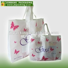 poly bag for hockey garment/Nice printed plastik packing for shopping(JA-120128)