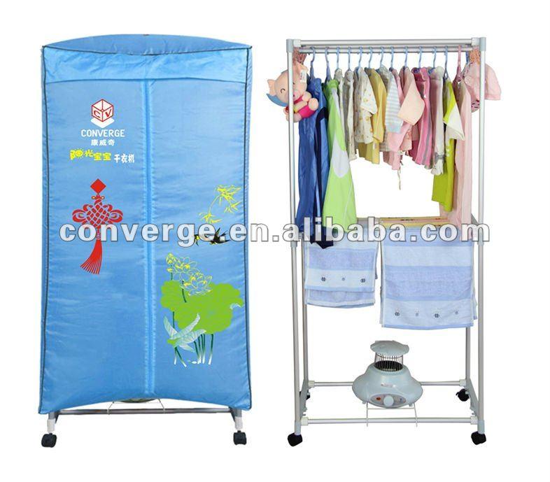 El ctrica armario estilo de ropa uso en el hogar de la - Secador de ropa ...