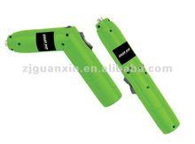2.4V-3.6V Mini Electric Cordless Screwdriver with Ni-Cd or Li-ion battery