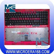 new for samsung R600 R610 RU laptop keyboard