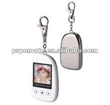 mini digital photo frame with keychain