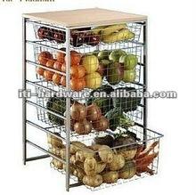 Mesh Storage Cart