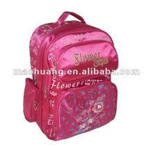 2012 new teenage school backpack