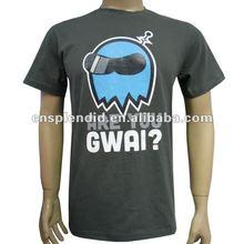 Vietnam 100%cotton short sleeve man's Eco-Friendly t-shirt