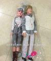 nossa boneca fabricante vender boneca de plástico cabeça