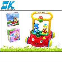 2012 hot Music Baby Walker Go-cart Toy