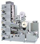 Adhesive Paper Label Flexo Printing Machine