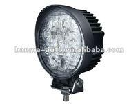 Car accessories 2012 27W hot car LED work light HML-0627