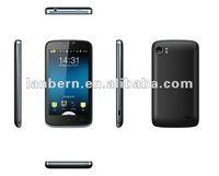 LB-H12-2 MTK6577 Android4.0 Phone Dual Sim Card G-sensor L-sensor Dual Core Multi-touch 4.3 Inch