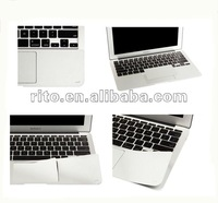 """Waterproof Laptop Skin Guard For Macbook New Pro 13"""" 13.3"""" inch with Retina Screen Display,OEM Welcome"""