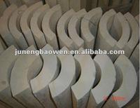 Light weight Calcium Silicate Pipe Insulation Material