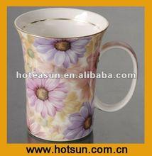 2012 Populor 320ml 11oz Muilty Colour Ceramic Tea Mug 2A488