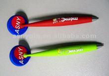 pvc ballpoint pen with your company logo