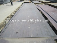 Hot Rolled ASTM A 36 Carbon Steel Sheet / Plate