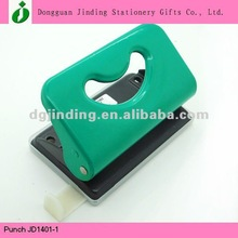 Promotional China High quality Office& School Paper Plastic Punch