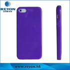 soft bake case for mobile Phone for iPhone 5 TPU case
