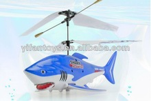 2012 HOT 3ch Infrared flying shark helicopter