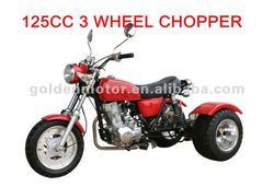 HDT125-5L 125cc EPA handicapped tricycle