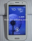 4.7inch MTK 6577 Android 4.1 i9300 5 sim mobile phone