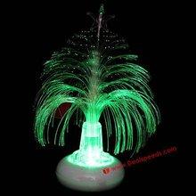 Fresh New Glitter Color Changing USB LED Gift Christmas Lights With Christmas Tree Design