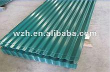 Film coated Profiled corrugated steel sheets