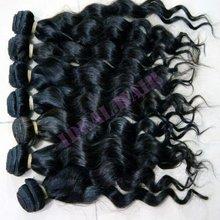 cheap expression brazilian curl hair weave or weaving