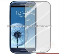 OEM factory High Transparency!! Crystal Clear Screen Protector For ipad mini For Galaxy S3 mini