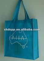 shanghai recycle woven plastic beach bag