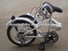 2012 hot selling lightweight foldable bike
