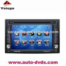 car head unit with DVD/GPS/TV/ Bluetooth