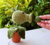 crochet plants