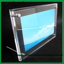 creative acylic photo frame