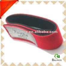 comfortable arm velcro straps