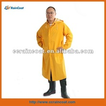 Durable nylon waterproof smock for men