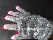 High Brightness Led Flashing Gloves