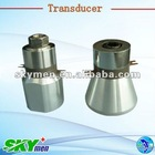 Submersible ultrasonic transducer