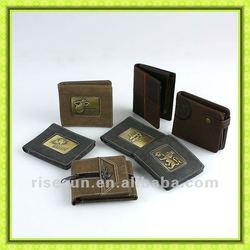 Fashion PU men's wallets