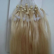 Best-selling Hair Extension Curly Micro Ring