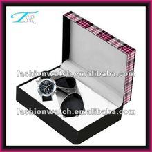TSR 2013 shenzhen New Year leather strap men gift set la manufacture watches