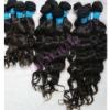 straight and body wave human hair virgin remy brazilian human hair