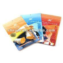 2012 Hot Sale Foil Zipper Tamper Proof Plastic Bags