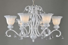 2012 Iron decoration wrought Chandeliers,crystal,CH047-6