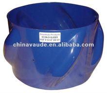 cast steel cast aluminum solid body centralizer