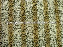 animal skin printing 2012 fashion printed fabrics for swimwear